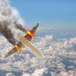 飛行機の墜落を見る夢占い