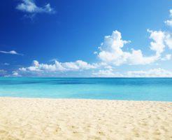 夢占い 青い 服 海