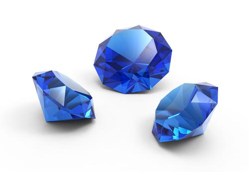 夢占い 青い 宝石