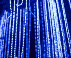 夢占い 青い 光 石