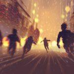 逃げる・助けられる・捕まる・戦う・まるでゲームの中のような行動の夢占いについて