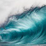 波が高い夢や海の夢占いについて