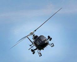 夢占い ヘリコプター 墜落 目撃
