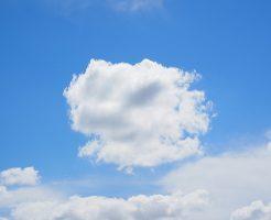 夢占い 便 雲 触る