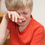 子供が迷子になったり、泣いたり、子供を叱る夢占いについて