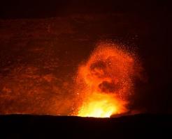 夢占い 噴火 マグマ 溶岩 噴石