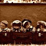 人形がたくさんの夢占い