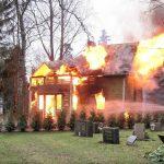 自宅が火事になる夢や、家がなくなる夢占いの意味とは!?
