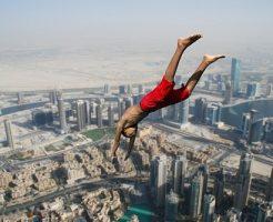 夢占い 飛ぶ ジャンプ 逃げる