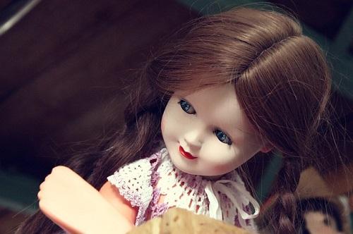 夢占い 人形 幽霊