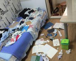 夢占い 部屋 汚い 掃除 片付け