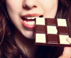 夢占い お菓子 チョコレート 美味しい