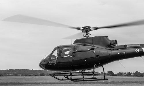 夢占い ヘリコプター 飛行船 着陸
