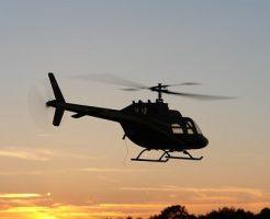 夢占い ヘリコプター 見る 落ちる