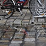 自転車の夢、雨でできた水たまりの夢についての夢占い