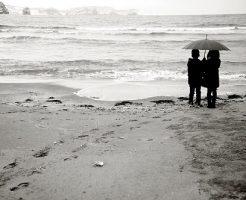 夢占い 雨 相合傘 布団
