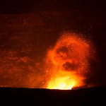 火山が噴火したり爆発や黒煙の夢占いとは