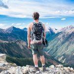 登山の夢占い。頂上まで到達する夢、山頂から見渡す景色