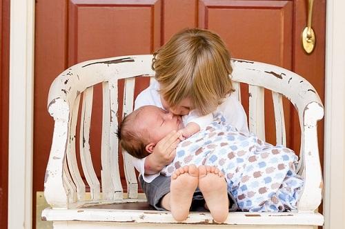 夢占い 小さい 自分 弟 赤ちゃん