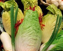 夢占い 野菜 白菜 切る