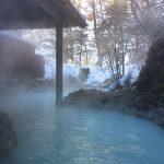温泉が露天風呂の夢や、温泉を掃除する夢占いとは?