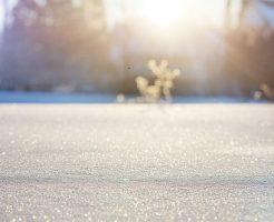 夢占い 雪 降る 積もる 埋もれる
