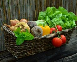 夢占い 野菜 もらう 食べる