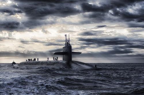夢占い 潜水艦 沈没 浮上